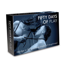 "Erotična igra ""Fifty Days of Play"""