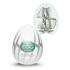 "Tenga Hard Boiled ""Thunder"""