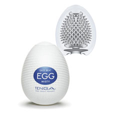 "Tenga Hard Boiled "" Misty """