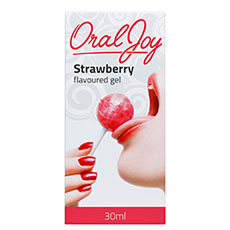 "Gel ""Oral Joy Tropical"""