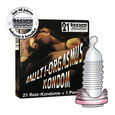 "Kondomi ""Secura Multi Orgazem"""