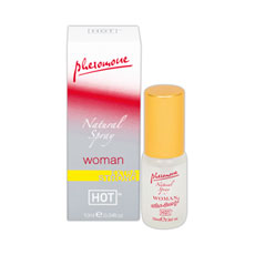 "Feromoni v spreju ""HOT Woman Natural"" - extra strong"