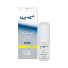 "Feromoni v spreju ""HOT Man Natural"" - extra strong"