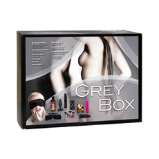 "Set desetih erotičnih igračk ""Grey Box"""