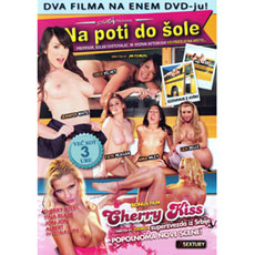 DVD: Na poti do šole + Cherry kiss