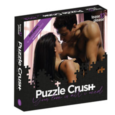 "Erotična igra ""Puzzle Crush Your Love is All I Need"""